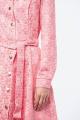 Платье BirizModa 15769 красный