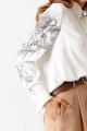 Блуза ELLETTO LIFE 3508 молочный