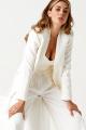 Женский костюм ELLETTO LIFE 5155 белый
