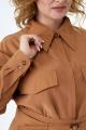 Юбка, Рубашка Anelli 874 латте