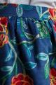 Юбка Madech 20166 джинс,малиновый