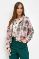 Комплект Магия моды 1965 розовая_клетка+зеленый