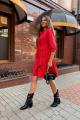 Платье Pavlova 117 красный