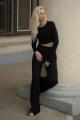 Брюки Rawwwr clothing 285 черный