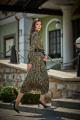 Платье MALI 421-092 зеленый