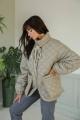 Куртка LadisLine 1388 светло-серый