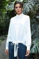 Брюки, Блуза Мода Юрс 2698 бирюза-молочный