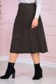 Юбка Anastasiya Mak 918 черный