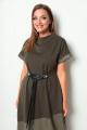 Платье Michel chic 2066 хаки