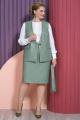 Блуза, Юбка, Жилет Alani Collection 1468
