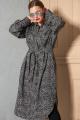 Платье SOVA 11149 черный