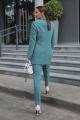 Женский костюм Temper 431 зеленый