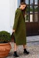 Пальто Colors of PAPAYA 1556 оливковый