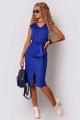 Платье PATRICIA by La Cafe F15112 синий