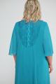 Платье Pretty 2046 морская-волна