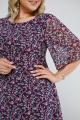 Жакет, Платье Pretty 2032 фуксия
