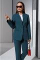 Женский костюм Lissana 4159 марокканский-синий