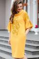 Платье Vittoria Queen 14293/2 горчица