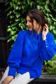 Блуза MALI 621-097 синий