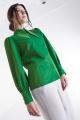 Блуза MALI 621-097 темно-зеленый