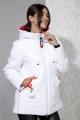 Куртка Beautiful&Free 4059 белый
