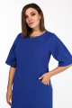 Платье Lady Style Classic 769 васильковый