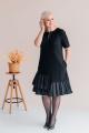 Платье ASV 2438 черный