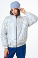 Куртка T&N 7091 молочно-голубой