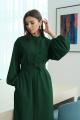 Платье LadisLine 1266 изумруд