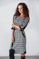 Платье ElPaiz 701 темный