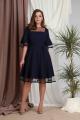 Платье Rishelie 851 синий