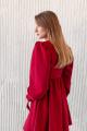 Платье KRASA 274-21 ягодный