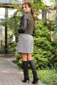 Куртка Мода Юрс 2700К черный