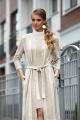 Кардиган, Платье Diva 1315-3 св.беж