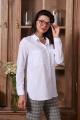 Рубашка IUKONA 3019 белый