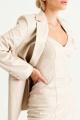 Жакет MUA 37-493-beige