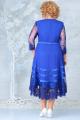 Платье Ninele 5855 василек