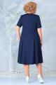 Жакет, Платье Ninele 2298 синий_цветы