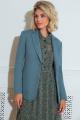 Жакет LeNata 12200 темно-голубой