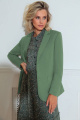 Жакет LeNata 12200 зеленый
