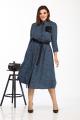 Платье Karina deLux М-9909Б синий