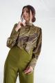 Блуза MALI 621-099 полоска