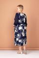 Платье Соджи 509 синий