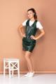 Сарафан Соджи 510 зелёный