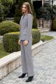Женский костюм AYZE 2335 серый