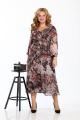Платье Karina deLux М-9913 цветочный_принт