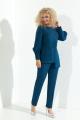 Женский костюм Euromoda 375 синий