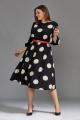 Платье Mubliz 608 черный