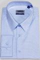 Рубашка Nadex 01-047411/507_182 голубой