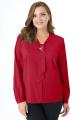 Блуза ELITE MODA 5215 красный